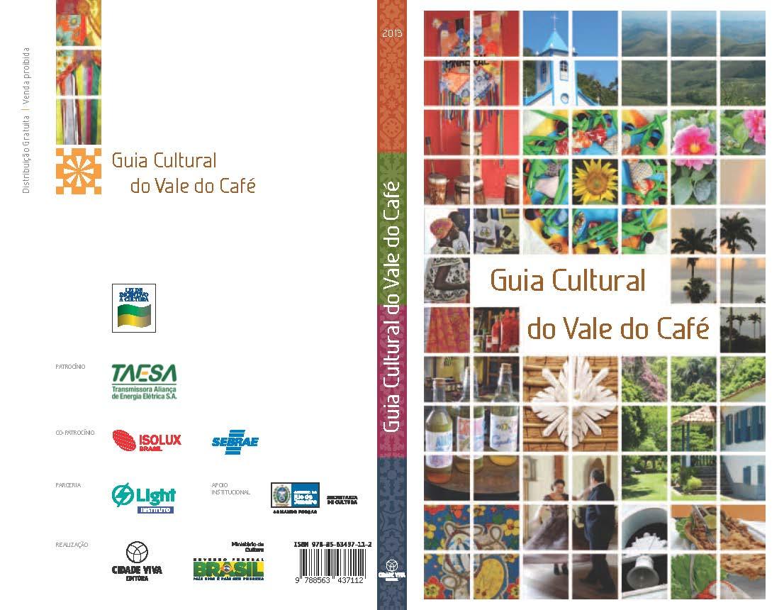 Guia Cultural do Vale do Café