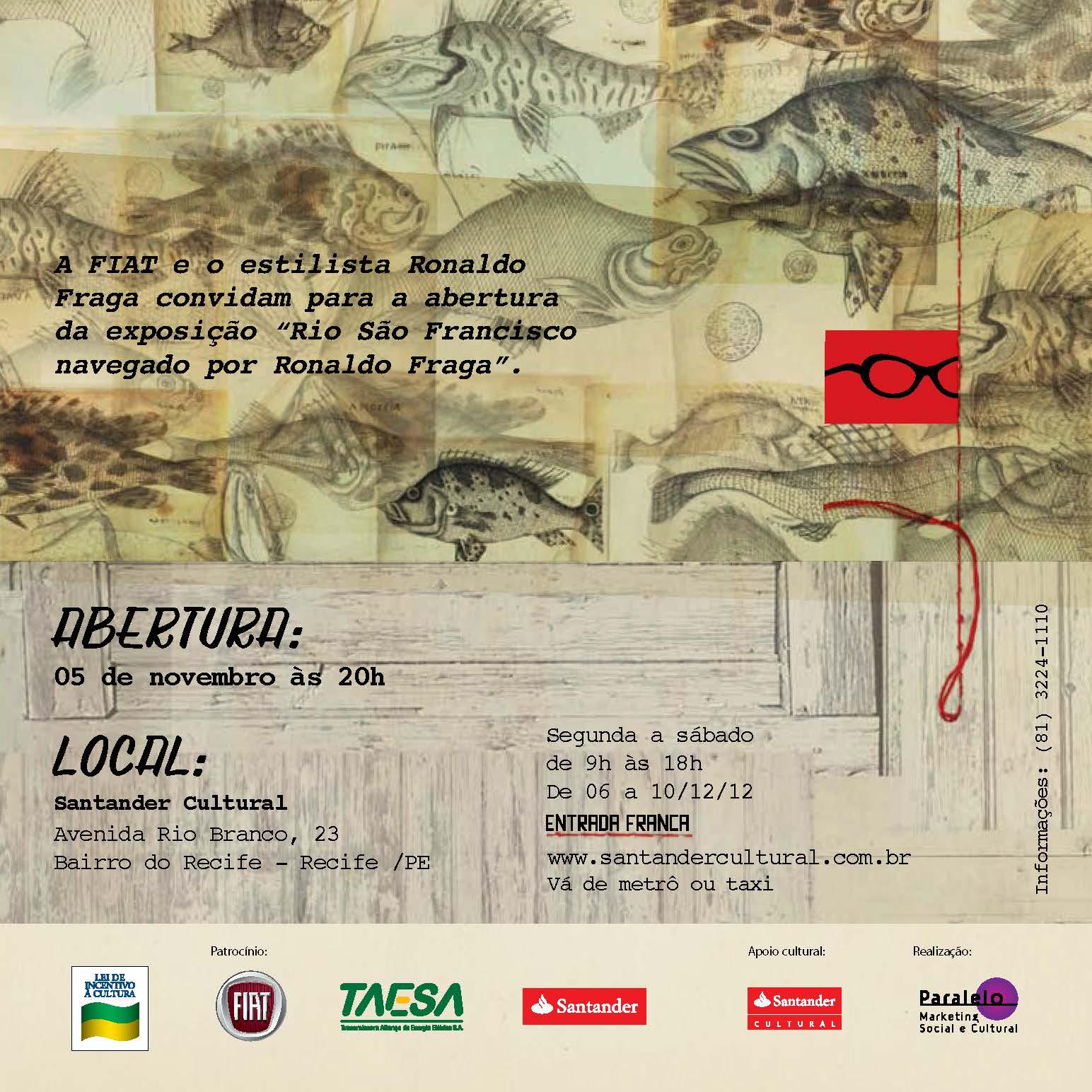 Cultura e Arte no Rio São Francisco