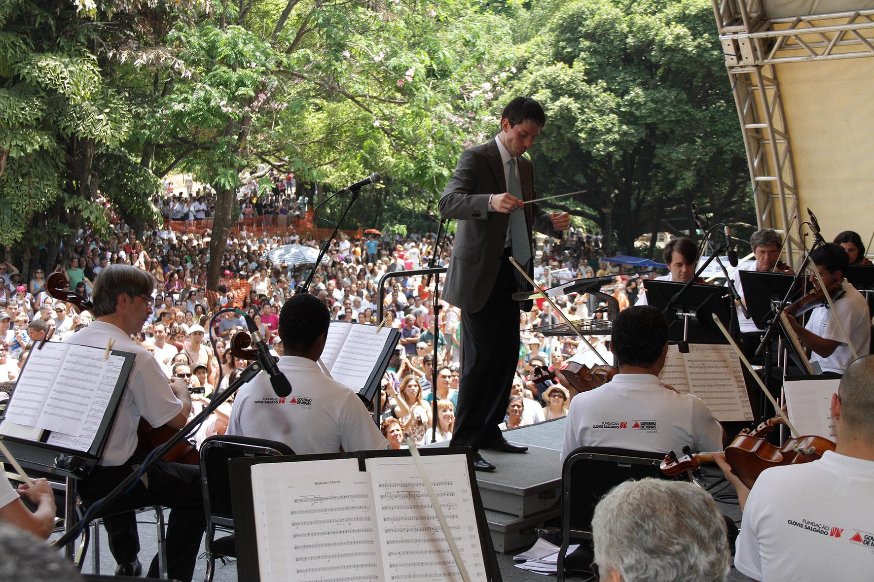 Orquestra Sinfônica de Minas Gerais