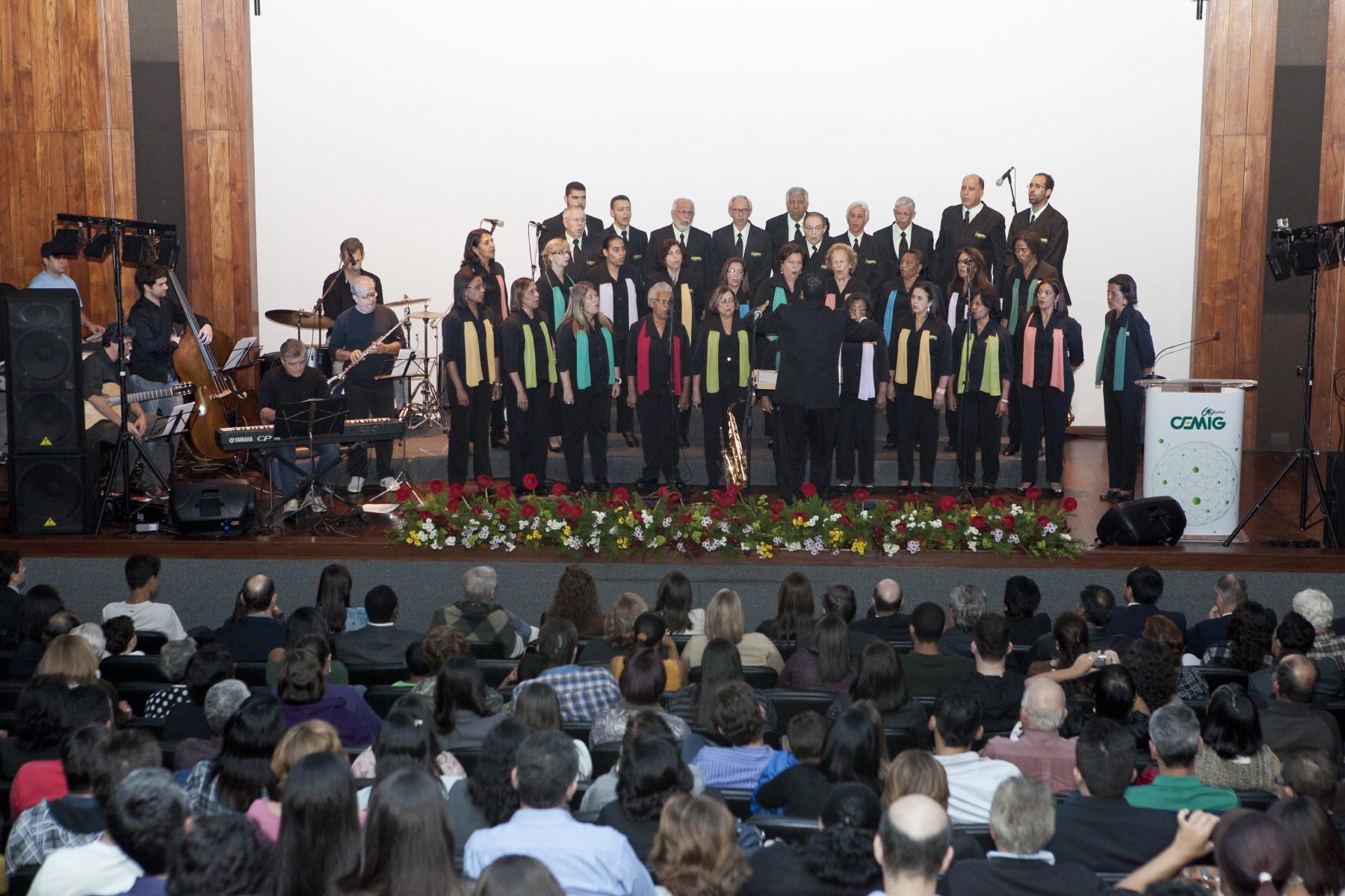 "Projeto ""CD Coral Gremig"""